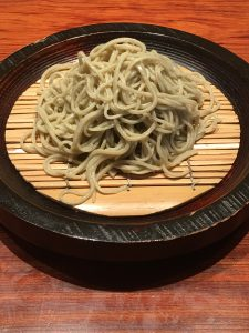 美味しいお蕎麦☆