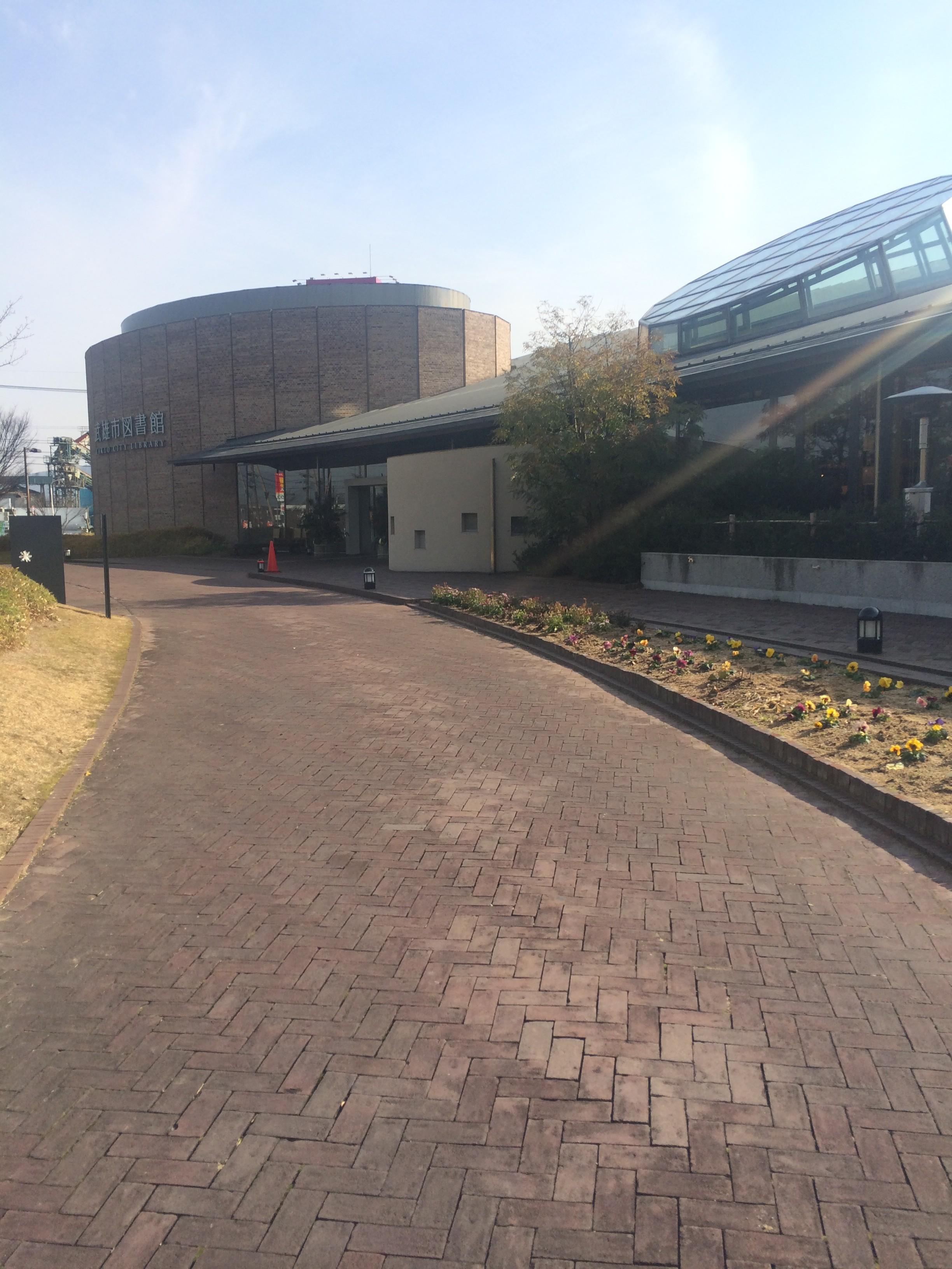 武雄図書館エントランス