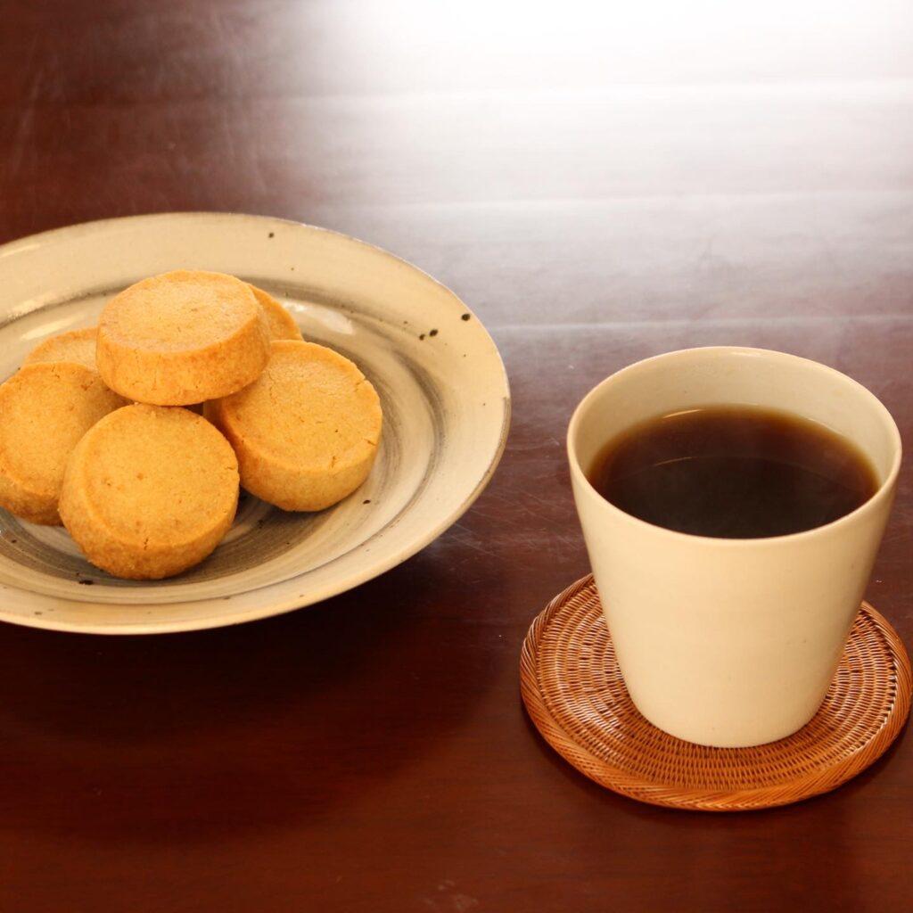 シンプルで美味しいクッキー