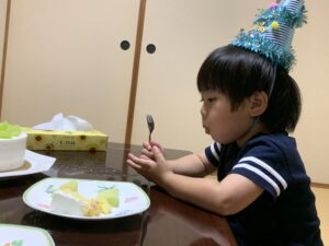 息子の誕生日☆